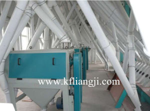 Wheat Flour Mill (KFLJ-500TPD)