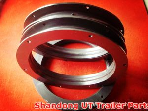 OEM Hot Selling Trailer Slewing Turntable pictures & photos