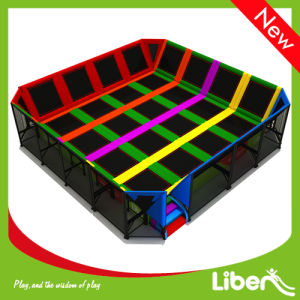 Small and Cheap Indoor Trampoline for Kids pictures & photos