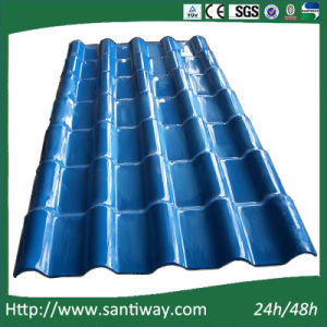 Sea Blue Corrugated Roofing Sheet Made in China pictures & photos