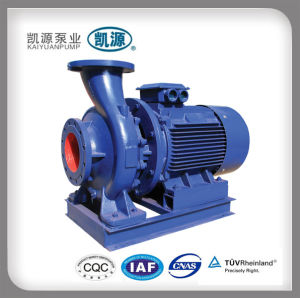 Kyw Single-Stage Single-Suction Centrifugal Inline Water Pump pictures & photos
