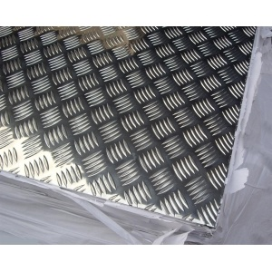 5 Bar Aluminum Tread Plate for Container Floor pictures & photos