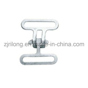 Wholesale Zinc/Nickel Plated Saddlery Buckles pictures & photos