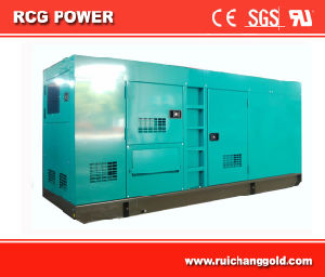 Diesel Generator Set Powered by UK Engine