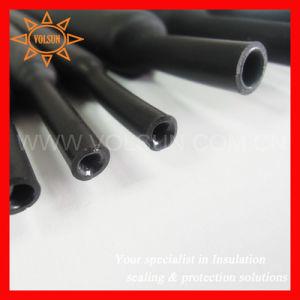 Black/Transparent Heat Shrink Socket with Glue pictures & photos