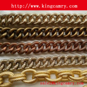 Decorative Chain/Metal Chain/Iron Chain/Key Chain/Aluminum Chain/Clothing Chain pictures & photos