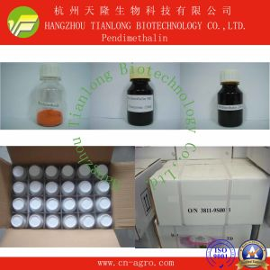 Highly Effective Herbicide Pendimethalin (98%TC, 33%EC, 50% EC, 40%SC, 20%SC) pictures & photos