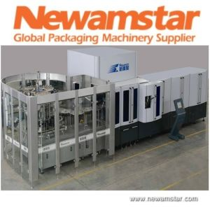 Blowing/ Filling/ Capping Combibloc Machinery