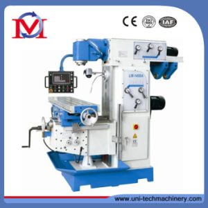 ISO50 Spindle Horizontal and Vertical Universal Milling Machine pictures & photos