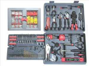 Hot Sale-500PC Drill Tool Set with Hand Tool Kit (FY500B) pictures & photos
