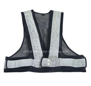 LED Reflective Vest (DFV1039) pictures & photos
