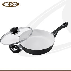 Imitation of Die Casting Ceramic Fry Pan