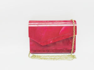 Jimmy Too Style Acrylic Clutch Bag pictures & photos