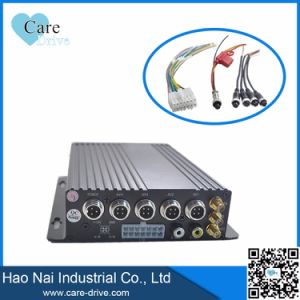 8-CH Vehicle Mobile Digital Video Recorder with a Hard Disk Built-in 3G, GPS and Beidou Modules pictures & photos