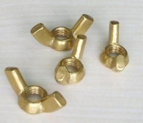Copper Wing Nuts, Hot Sale in China pictures & photos