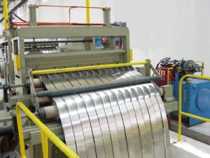 Huafei Hot Sale Coil Slitting Line pictures & photos