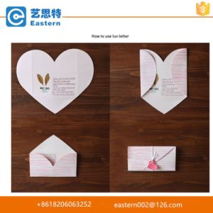 Factory Supplier Valentine′s Greeting Card pictures & photos