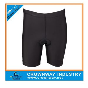 Polyester Spandex Cycling Shorts, Pants with Padding pictures & photos