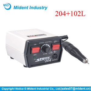 High Quality Korea Strong Dental Micromotor 204+102L pictures & photos