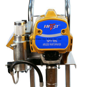 Hyvst Electric Piston Pump Paint High Pressure Airless Paint Sprayer Spt795 pictures & photos