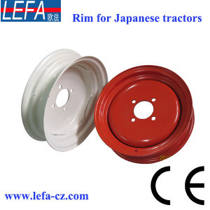 Japanese Tractor Cheap Wheel Rim for Ym1401/Kb5000/B7000 pictures & photos