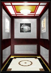 Fjzy-High Quality and Safety Passenger Elevator Fj-15135 pictures & photos