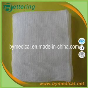 Eo Sterile Absorbent Pure Cotton Gauze Swab pictures & photos
