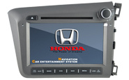 Witson Special Car DVD Player GPS for Honda Civic 2012 (right drive version) pictures & photos