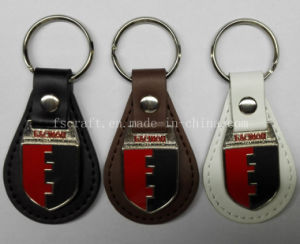 High Quality Leather Keyrings
