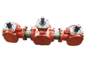 Pto Agricultural Gearbox Used in Fertilizer Spreader pictures & photos