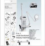 Multi-Functional Beauty Apparatus for Beauty Salon 8 /1&9/1 pictures & photos