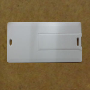 Mini Credit Card USB Flash Drive Providing Logo OEM
