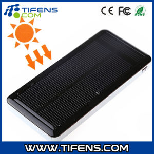 Portable USB Solar Power Bank Charger External Battery for Cellphones