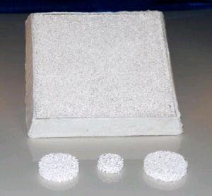 Alumina Ceramic Foam Filter for Aluminium Foundry pictures & photos