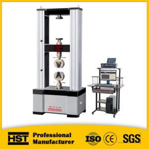 100kn Electronic Tensile Test Machine for Steel Wire pictures & photos