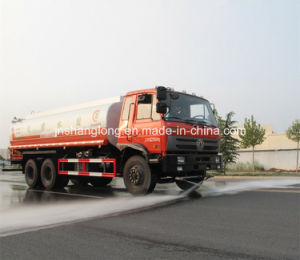 Dongfeng 6X4 18ton Water Tanker with 16m3-22m3 Capacity pictures & photos