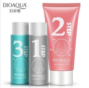 3PCS/Counter Set Blackhead Remover Skin Care Peeling Acne Mask Nose Care Pore Cleanser pictures & photos