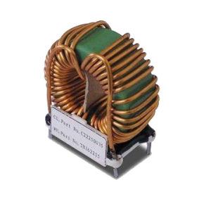 Toroidal Common Mode Power Choke Coil/Inductor/High Current Choke Coil, Available in Various Sizes