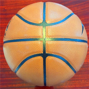 Basketball Customized Wear-Resisting Quality Cheap 8pieces 4#5#6#7# Sg5121 PU Basketball pictures & photos