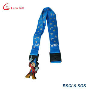 Sublimation Lanyard Neck Belt with Plastic Clip pictures & photos