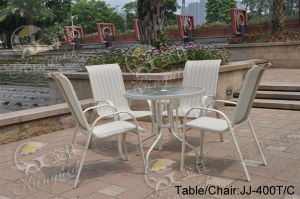 Textilene Mesh Fabric, Outdoor Furniture (JJ-400TC) pictures & photos