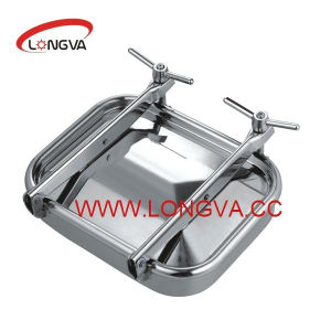China Stainless Steel Manhole Cover pictures & photos