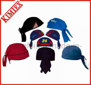 Unisex Fashion Bike Promotional Cotton Headwear pictures & photos