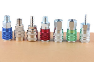 Pneumatic Quick Coupling, Push Lock Fittings, Air Hose Coupling pictures & photos