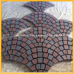 Natural Granite Cobble/Cube/Cubic Paving Stone / Paver Stone for Landscape, Garden pictures & photos
