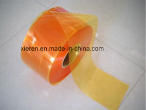 Anti-Insect Yellow PVC Strip Curtains pictures & photos