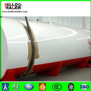 30000L 2 Compartments Diesel Fuel Oil Storage Tank pictures & photos