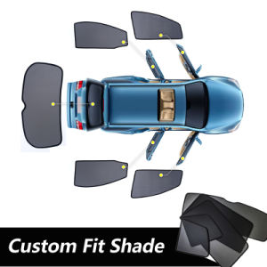 Custom Fit Shade Mesh Car Sunshade for BMW E90 pictures & photos