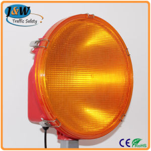 Solar Barricade Warning Light with CE Certificate pictures & photos
