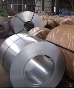 Cold Rolled Steel Coil -SPCCT